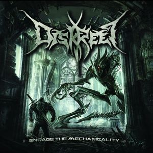 Diskreet - Engage The Mechanicality