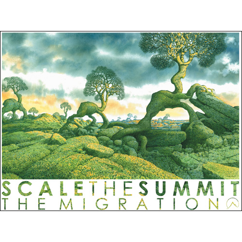 Scale The Summit - The Migration