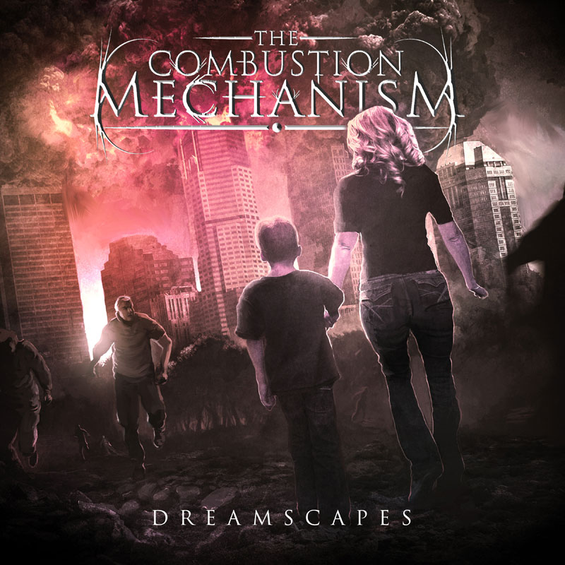 The Combustion Mechanism - Dreamscapes
