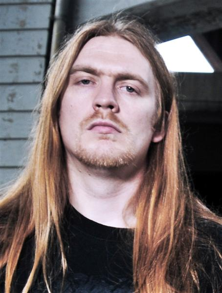 Trey Williams of Dying Fetus