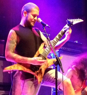 Dave Davidson of Revocation