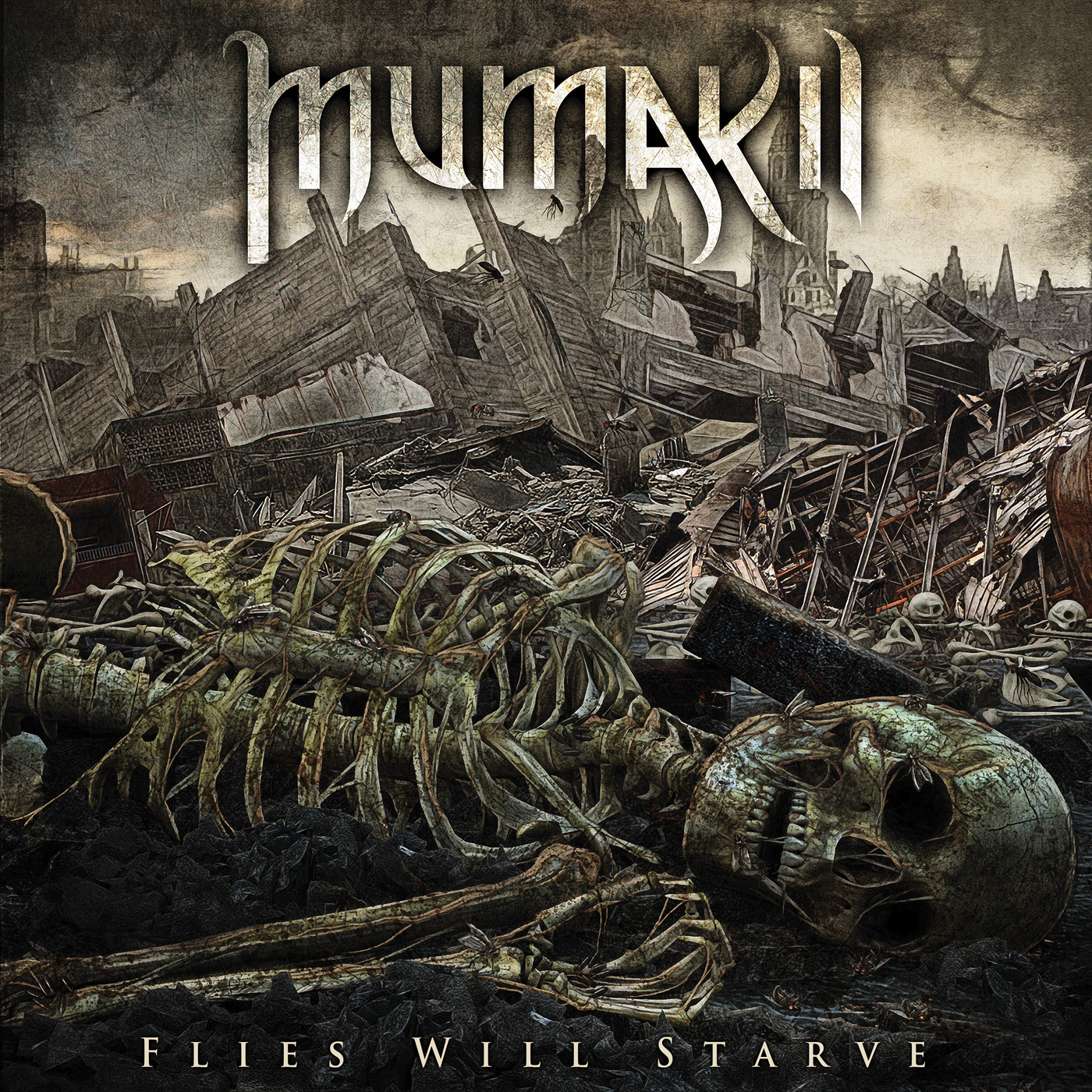 Mumakil - Flies Will Starve